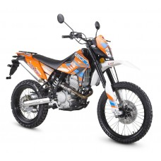GEON Dakar 250 TwinCam Enduro 2020 6-gears / 5-gears