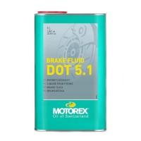 Жидкость тормозов и сцепления Motorex DOT 5.1