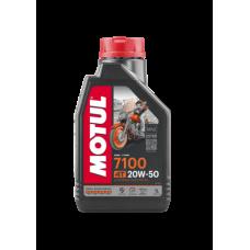 MOTUL 7100-20W 50 4T
